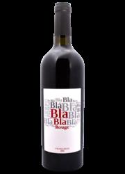 bla bla red wine